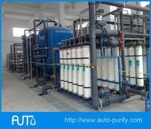 UF Water Plant Industrial Water Purification Systems UF Membrane Price