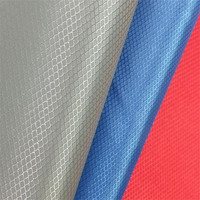 420D FDY polyester oxford fabric PVC coated polyester oxford fabric Diamond Dobby Oxford fabric