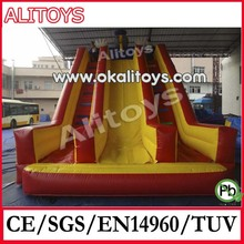 new good quality slide inflatable,best quality inflatable slide