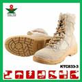 Óleo único resistente segurança do exército botas de deserto