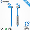 BS052RU blutooth V4.1 waterproof bluetooth mobile headset wireless for phone