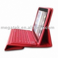 USB Bluetooth Keyboard Leather case for ipad 2 3 4 air mini ,for ipad case keyboard ,for ipad air mini case