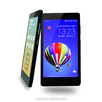 MTK6572 5inch IPS Android 4.3 camera 5.0M bulk china mobile phone