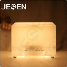 Custom Ultrasonic Humidifier/Japanese office quiet crystals natural desk cool spa mist humidifier