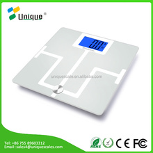 Android & iOS Bluetooth 4.0 Smart Phone Body Fat Scale with free APP iWellness