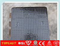 Graphite Iron Manhole Cover & Grating C250 D400