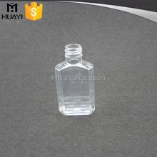 transparent pet bottle scrap in bale 20ml