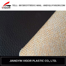 Competitive price various color best price pvc leather buyers