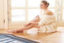 Used In The Bathroom Energy-saving Wet Floor Heating Systems