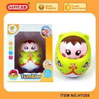Educational toy bo plastic tumbler toys for sale
