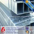 2014 proveedores China caliente sumergido tubo cuadrado galvanizado