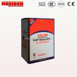 Colorful Joint Sealant / Grout with High Quality/ Anti-leakage/Anti-mildew