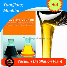 Refining Used Oil, Vacuum Oil Regeneration Unit