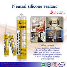 Neutral Silicone Sealant supplier/ silicone sealant for laminated wood/ aquarium silicone sealant