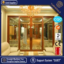 Janela da porta de madeira de alta qualidade modelos