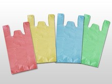 Flexoprint Plastic Eco Vest T-Shirt Bag