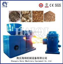 3.0T 1 ° 800,000 kcal haiqi pellet di legno biomassa bruciatore per apparecchiatura di secchezza