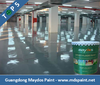 Maydos High Performance Easy Clean Epoxy Resin Floor Coating for Car Parking Lot(China Top 5 Floor Coating Factory)