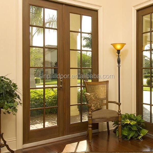 Exterior french doors with screens for Exterior french patio doors