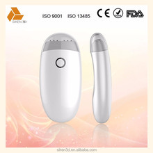 skin tone and wrinkle reduction radio frequency device