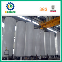 LNG liquid nitrogen liquid oxygen cryogenic chemical storage equipment