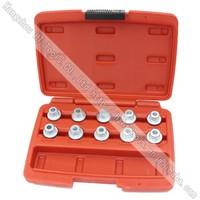 Spline Socket for Locking Wheel Nuts Set Wheel Lug Nut Remover Suitable For BMW E66 E60 E90 X5 X3 530