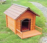 factory wholesale large wooden dog house