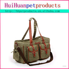 Hot sale canvas dog carrier