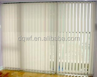 Chinese hot selling window decorative vertical blind wholesale blind fabric supplier