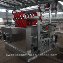 travelling block for oil well drilling rig drilling mud cleaners