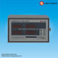 LS2008R Digital Factor Power Meter can Measure AC Parameters