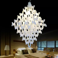 2015 Diy New Vintage Edison Light Bulb And Led Cage PVC Pendant Light