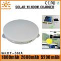 2015 nuevo producto cargador de panel solar para iPhone 6