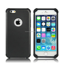 Triple Layer Hybrid Shockproof Ballistic Armor Protective Case Cover For iPhone 6