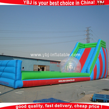 YBJ new durable inflatable bungee run jump shooting basketball for competition games