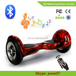 Best Battery 44000 mA 6.5 inch Tire Smart Balance 2 Wheels Electric Scooter EKV Board Self Balancing Car 5 Colors With Gift