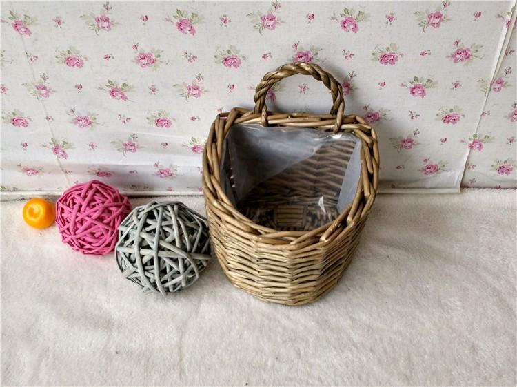 Плетеные изделия подарки 7