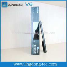 JynxBox V6 satellite receiver russian internet tv box HD decoder ATSC North american