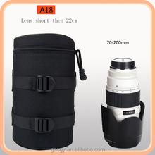 Trendy Cheap dslr Camera Lens Bag Pouch bag for nikon canon galaxy