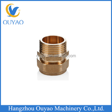 Hot selling Brass male socket for 16*2mm pex pipe