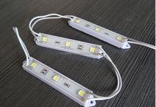 PCB Board SMD LED Module 5050 3LED 0.72W led module 12V waterproof CE RoHS Approved
