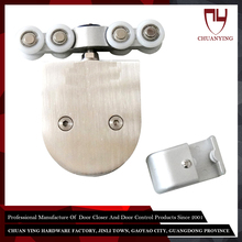 Import From China D Shape Stainless Steel Bathroom Roller
