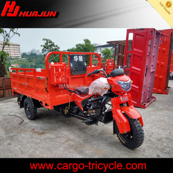 Chinese water cooled gasoline motorzied rear carrier for motorcycle