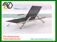 outdoor lounge mesh fabric lounge daybed