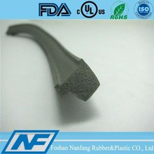 silicone foam house door seal strip