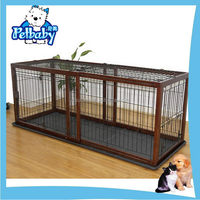 High quality hotsell large outdoor stainless steel pet cage