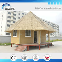 prefab movable small wooden house