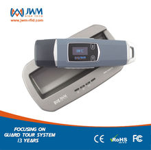 RFID security guard control monitor Watchman Clock/wand/system/reader/device with LCD----4