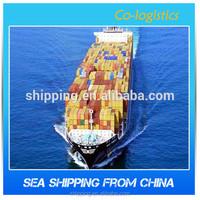 Sea Cargo Shipping Rates to Dubai from China Effective Alibaba Golden Supplier-Mickey's Skype: colsales03