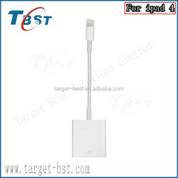 Wholesale price for ipad mini ipad 4 sd card camera reader